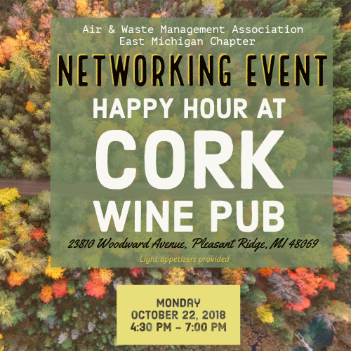 Fall Networking Event 2018